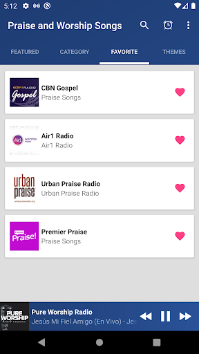 Praise and Worship Songs 2020 4.1.0 screenshots 4