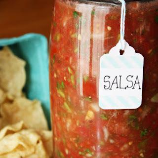 Fresh Salsa With Lemon Juice Recipes