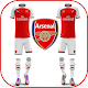 Download Arsenal jersey For PC Windows and Mac