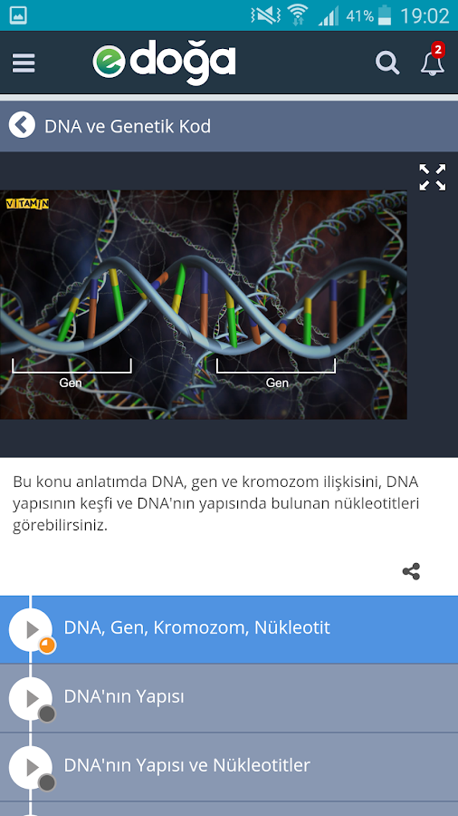 mDoğa- screenshot