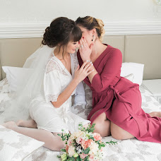 Wedding photographer Anna Fedorova (annarozzo). Photo of 17.11.2017
