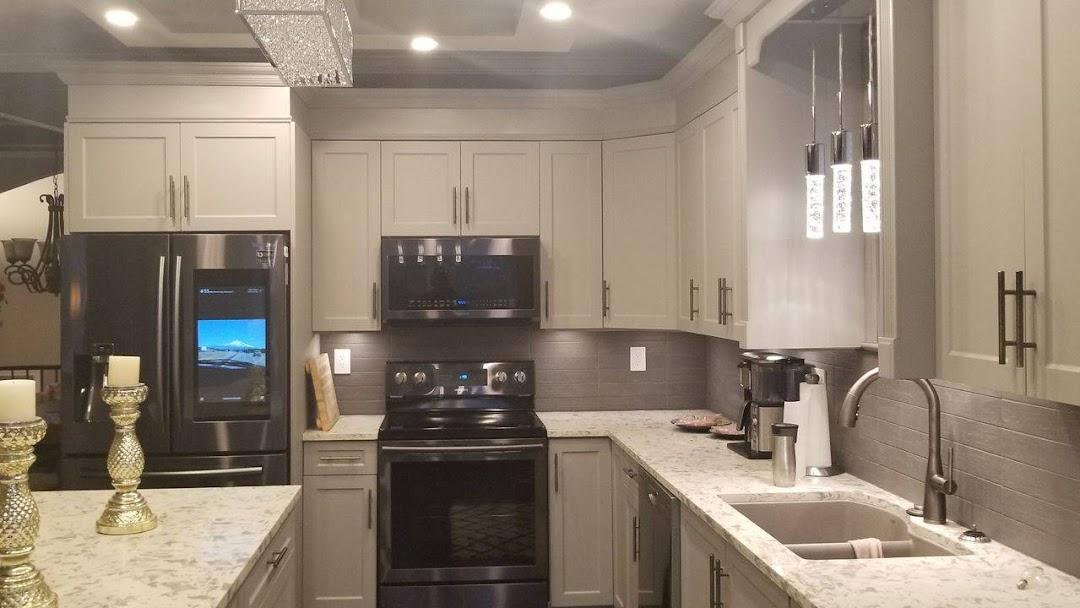 North Vancouver Kitchen Cabinets Closets Kitchen Remodeler