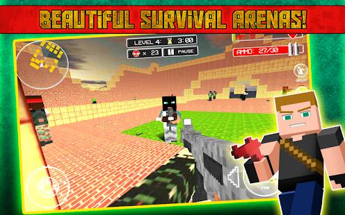 11 Survival Games Block Island App screenshot