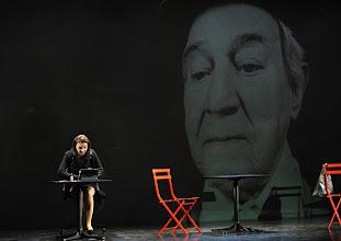 Photo: WIEN/ Kammerspiele: CHUZPE von Lily Brett. Premiere am 22.11.2012. Inszenierung: Dieter Berner.Sandra Cervik. Foto: Barbara Zeininger.