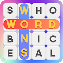 Word Search Free - Find & Link Puzzle Game icon