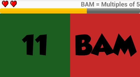 BAM Multiples - náhled