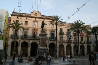 Photo: Casa de la Vila (City Hall)