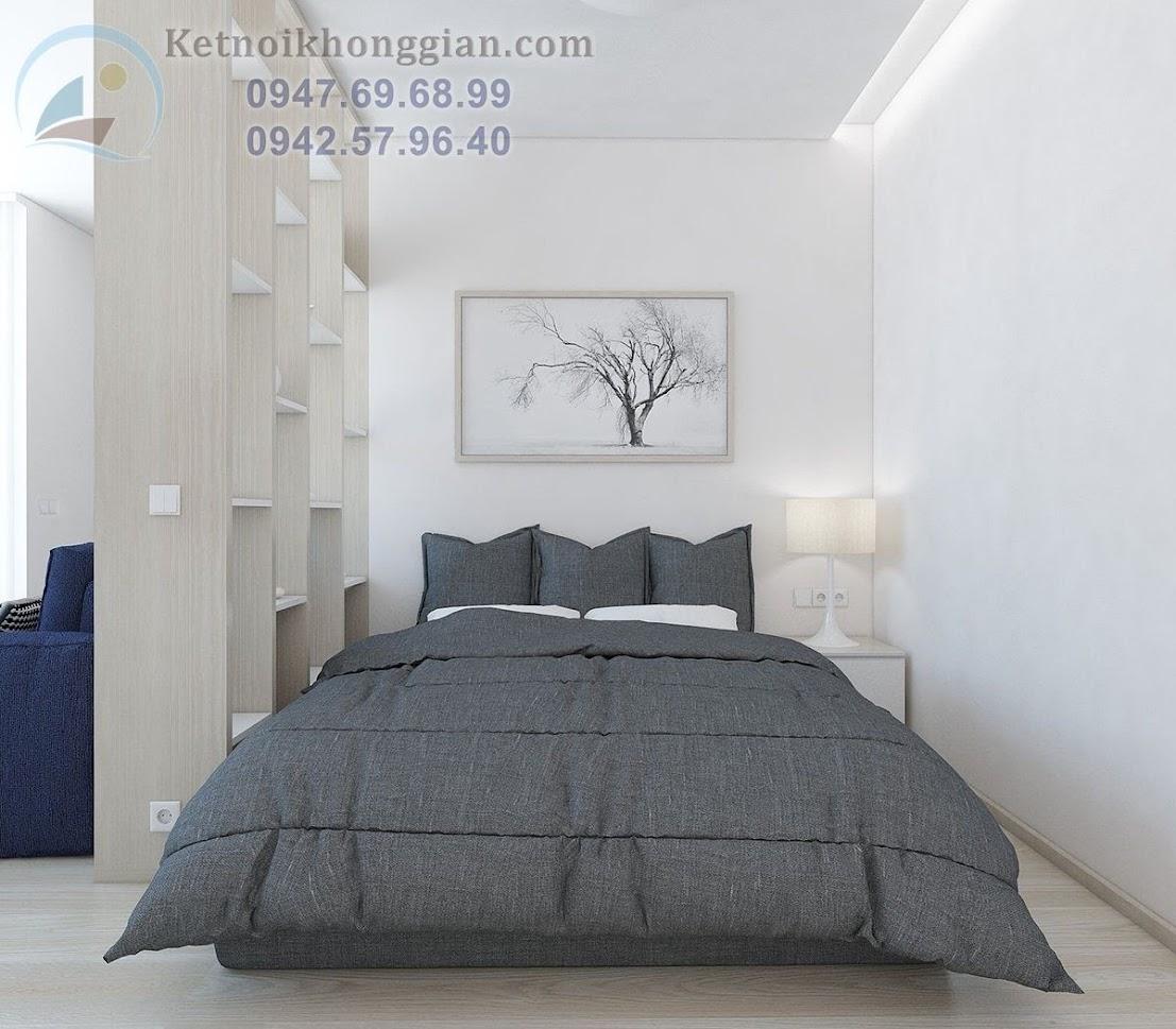 thiết kế căn hộ chung cư mini 30m2 tại vũ tông phan, cầu giấy - Hà Nội