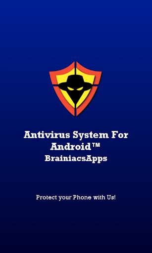 アンチウイルス システム のために アンドロイド™