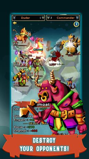 TopCog's Duel Arena - Hero Battle Game 1.0.8 screenshots 7