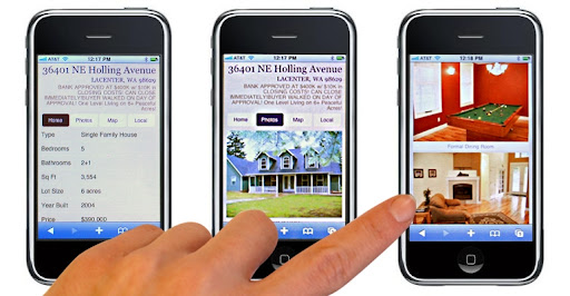 Real Estate Marketing for Mobile Phones