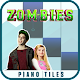 Disney's Zombies Piano Tiles by Richard Bayer