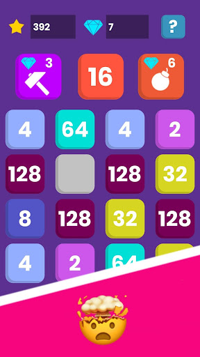 2048 New Era - free number brain out test game android2mod screenshots 1