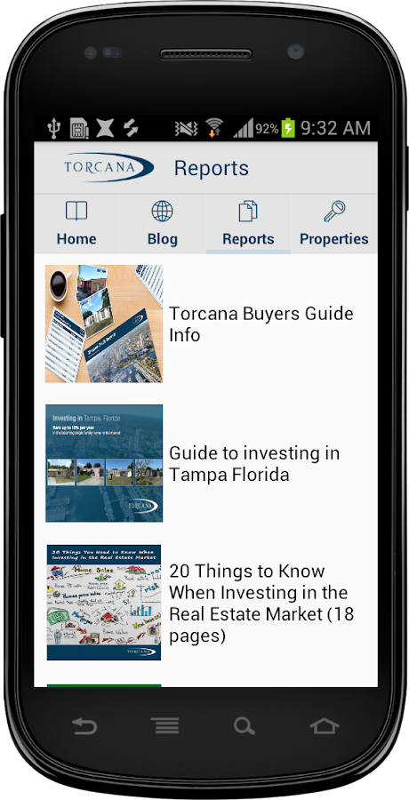 RealEstate Property Investment- screenshot