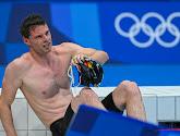 Tweede plaats in reeks brengt Louis Croenen niet in halve finales op 100 meter vlinderslag
