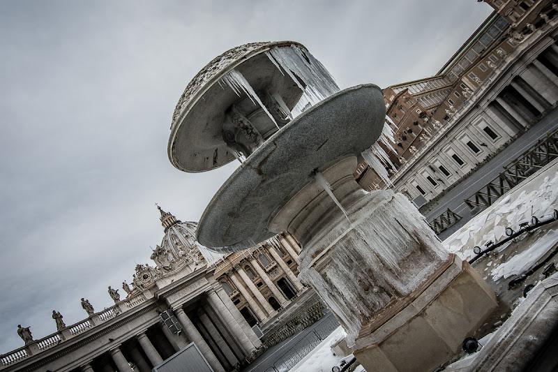 Gelo in vaticano! di mapi2019