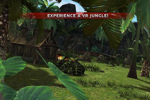 Jurassic VR - Google Cardboard 2.0.2 screenshots 1