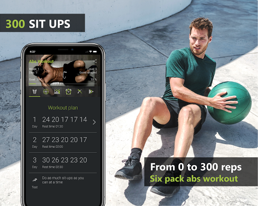 Download 300 Sit Ups - Six Pack Abs Workout  Lose Belly Fat