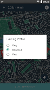Bike Citizens - Bicycle GPS- screenshot thumbnail