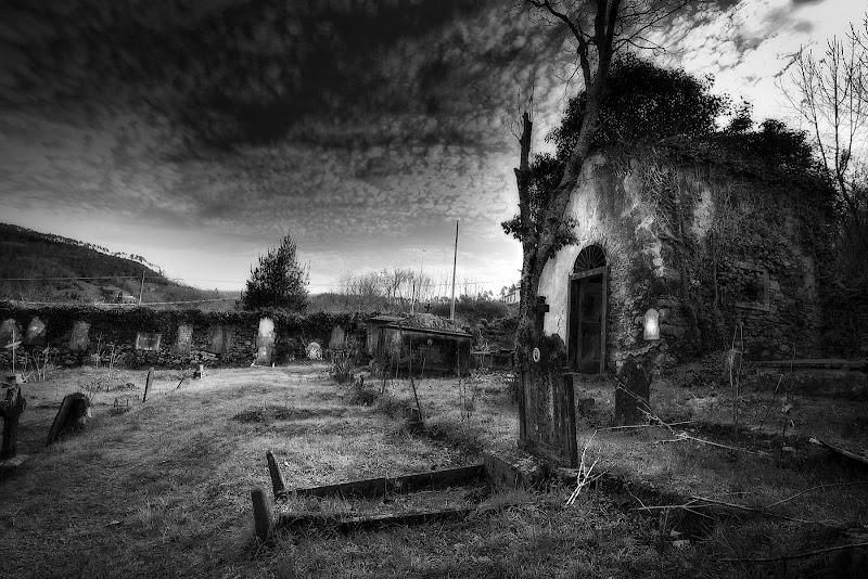 il vecchio Cimitero di Sil-M