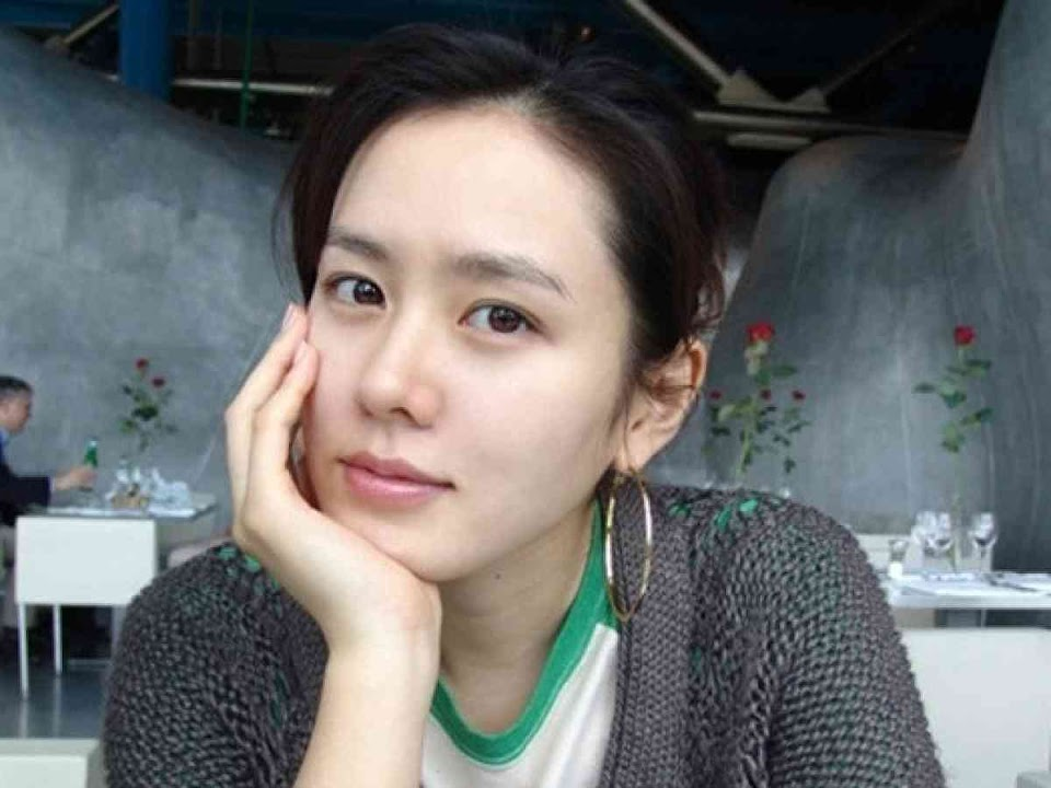 son ye jin no makeup