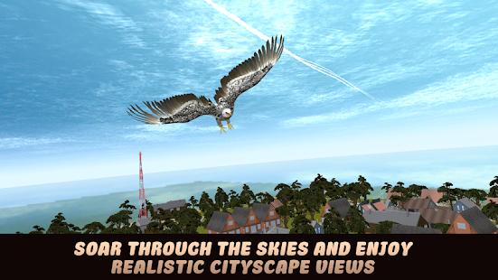 City Bird Eagle Simulator 3D - AppRecs