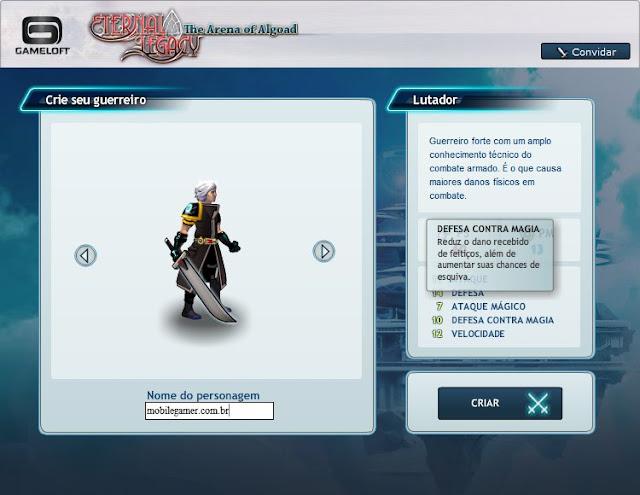 gameloftnofacebook Gameloft cria jogo para Facebook baseado na cidade de Eternal Legacy