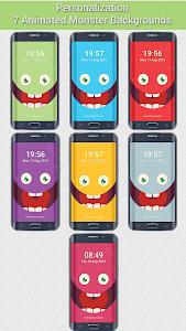 PokeMonster Go Pin Lock Screen screenshot 0
