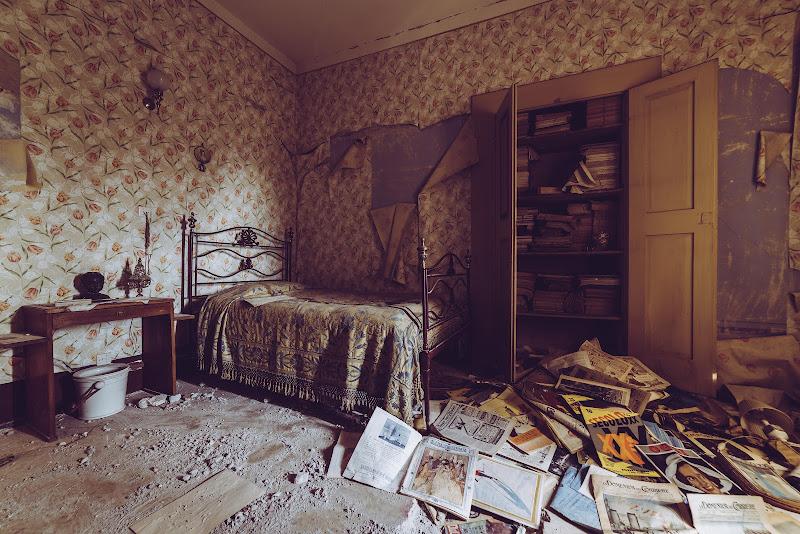 La stanza del figlio di Andrea Fammelume