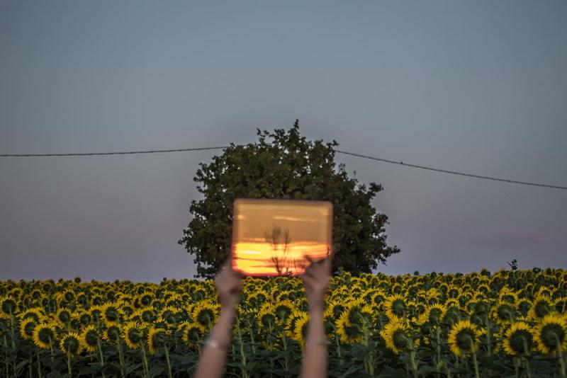 Tramonto catturato di FedericoPolliniFotografia