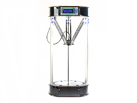 SeeMeCNC Rostock MAX v3 3D Printer Kit - Complete Kit