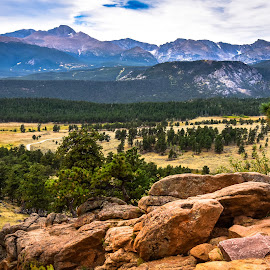 RMNP by Mike Hotovy - Landscapes Mountains & Hills