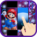 Super Mario Piano Tiles