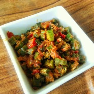 Bhindi Fry Masala