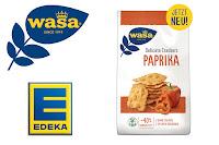 Angebot für Wasa Delicate Crackers Paprika bei EDEKA im Supermarkt