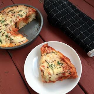 Meatball Focaccia Pizza