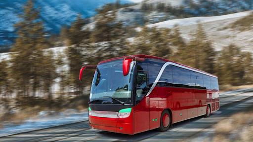 City Coach Euro Bus Driving Simulator Game 2019 1.1 screenshots 2