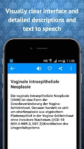 Medical Dictionary German screenshot 7