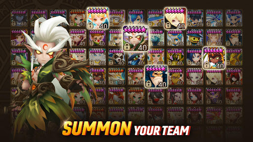 Summoners War apktram screenshots 1