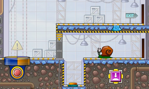 Snail Bob: Space Adventure  screenshots 9