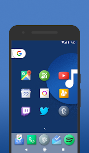 Chromatin UI - Icon Pack Screenshot