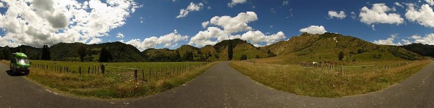 Photo: New Zealand, Northland, Wanganui River Road