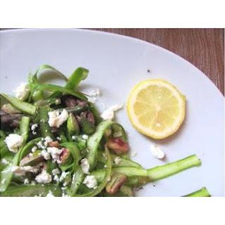 Pistachio Asparagus Ribbons