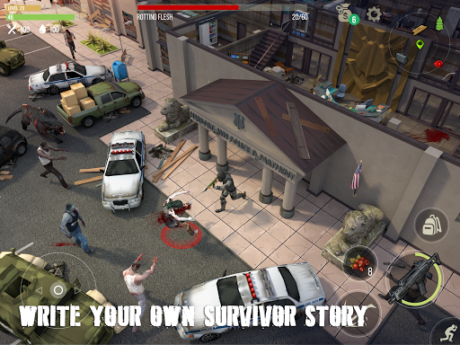 Prey Day: Survival - Craft & Zombie - screenshot