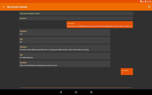 玩免費通訊APP|下載Nippy Chat - (hack.chat) app不用錢|硬是要APP