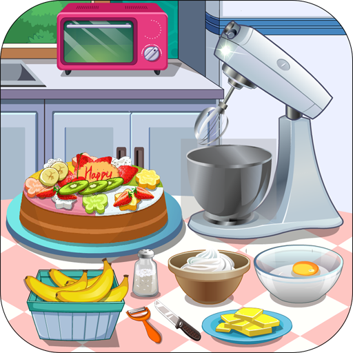 Colorful Fruity Ice Cream (game)