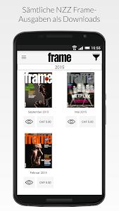 Frame Filmmagazin screenshot 0