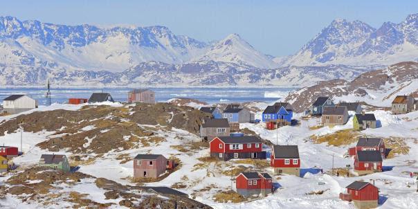 Férias na Gronelândia