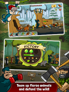 Lumberwhack: Defend the Wild- screenshot thumbnail