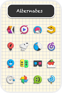 Poppin icon pack v1.7.4 [Patched] 6